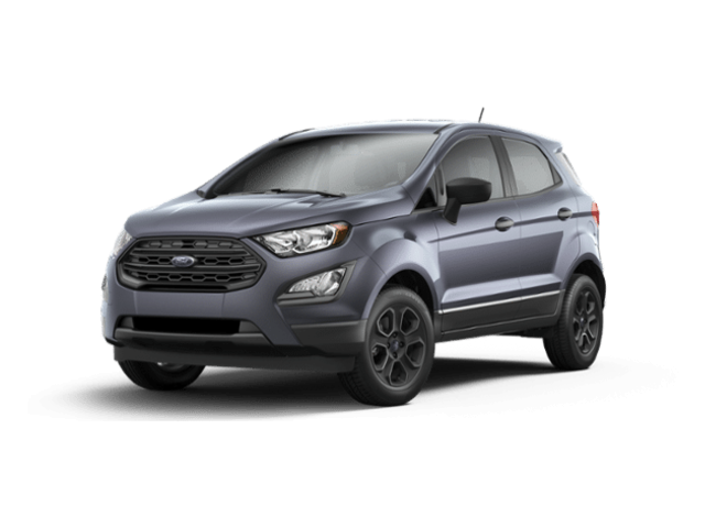 New 2018 Ford EcoSport S Crossover MAJ6P1SL7JC243992 in Rochester, New York, at West Herr Ford of Rochester
